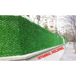 çim çit rulo yüksekliği 80 cm x Rulo uzunluğu 10 m